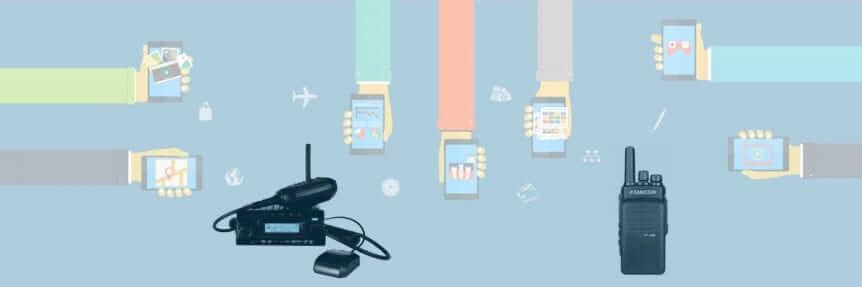 PTT over Cellular on Multiple Platforms